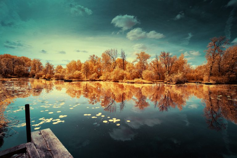 Infrared / David Keochkerian