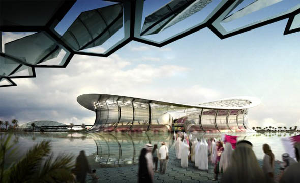 Lusail Iconic Stadium / Foster + Partners