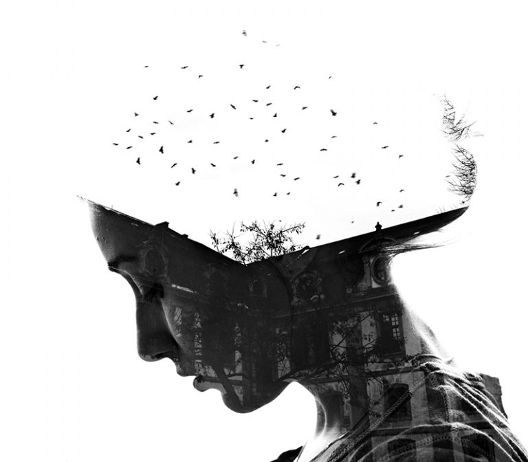 Double Exposure / Aneta Ivanova