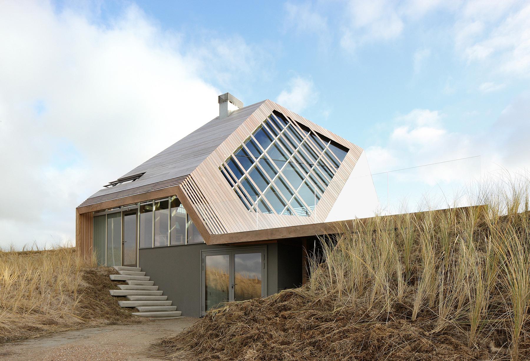 Dune House / Marc Koehler Architects (17)