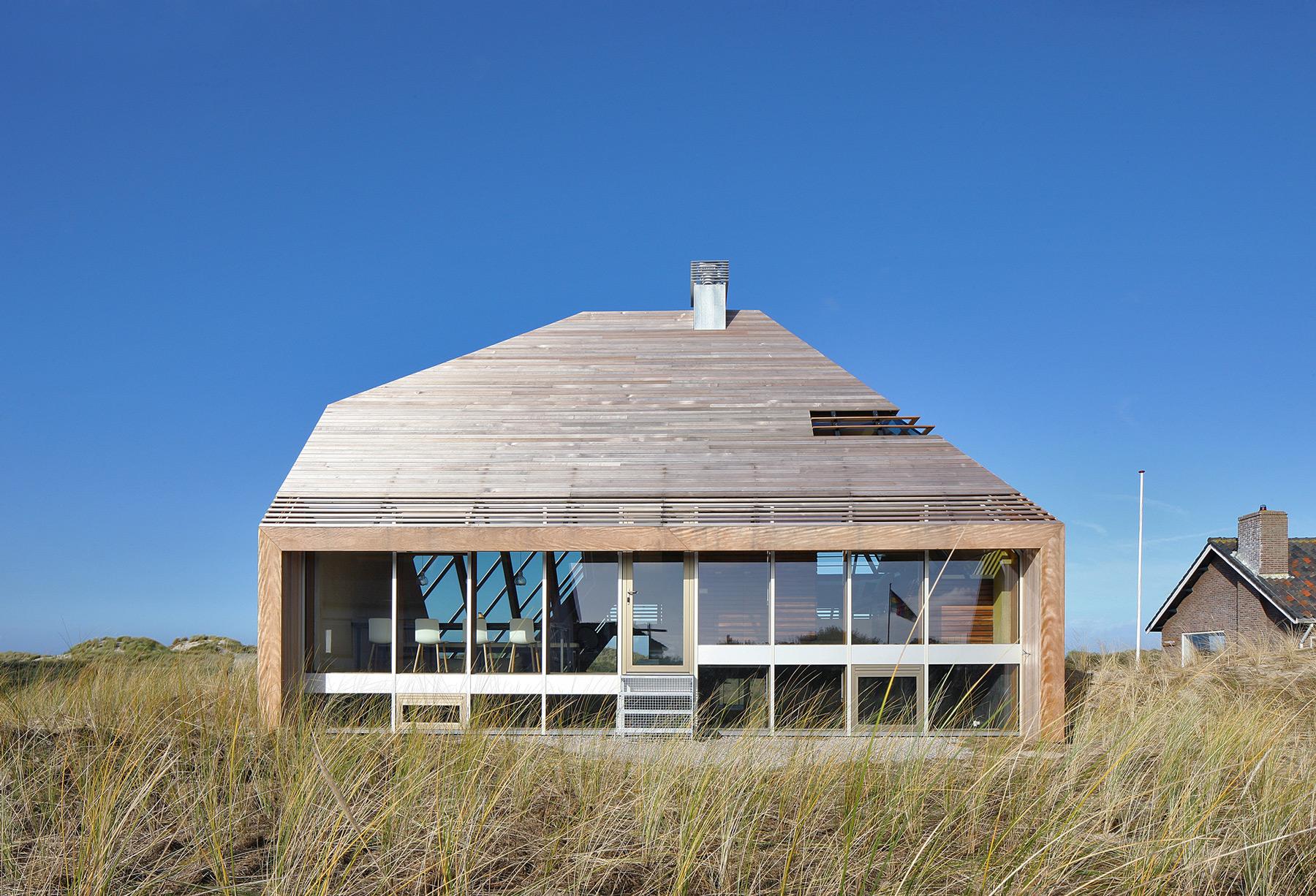 Dune House / Marc Koehler Architects (16)