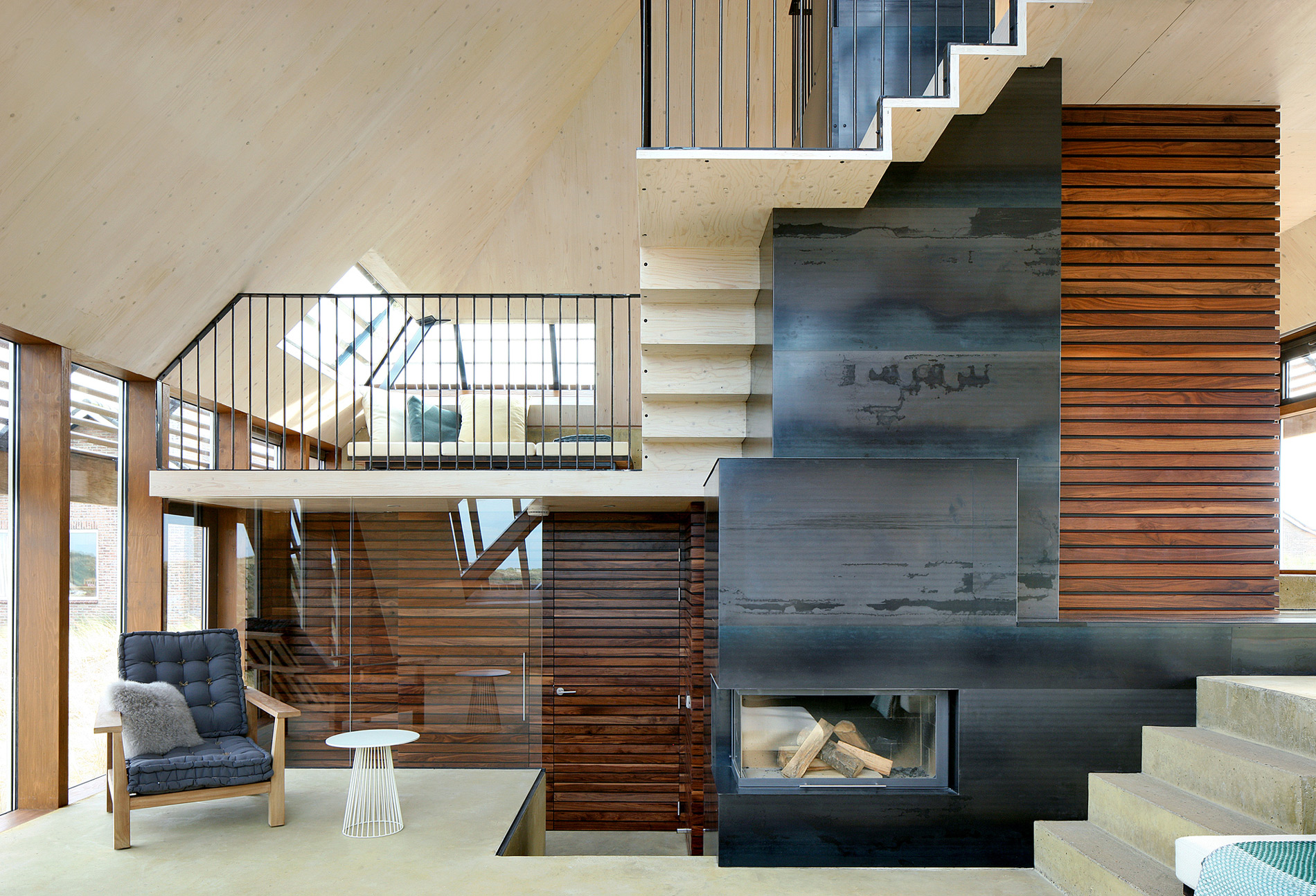 Dune House / Marc Koehler Architects (15)
