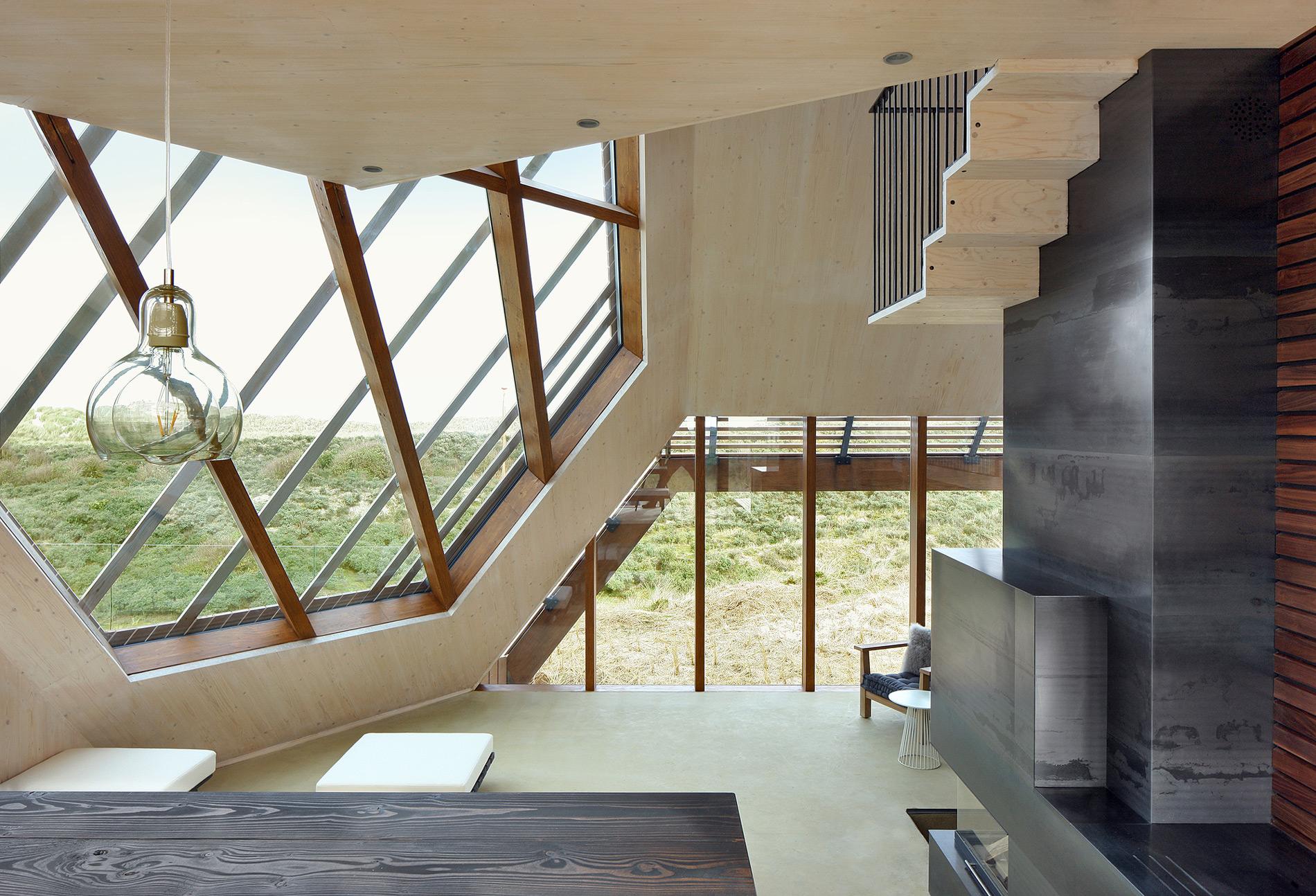 Dune House / Marc Koehler Architects (13)
