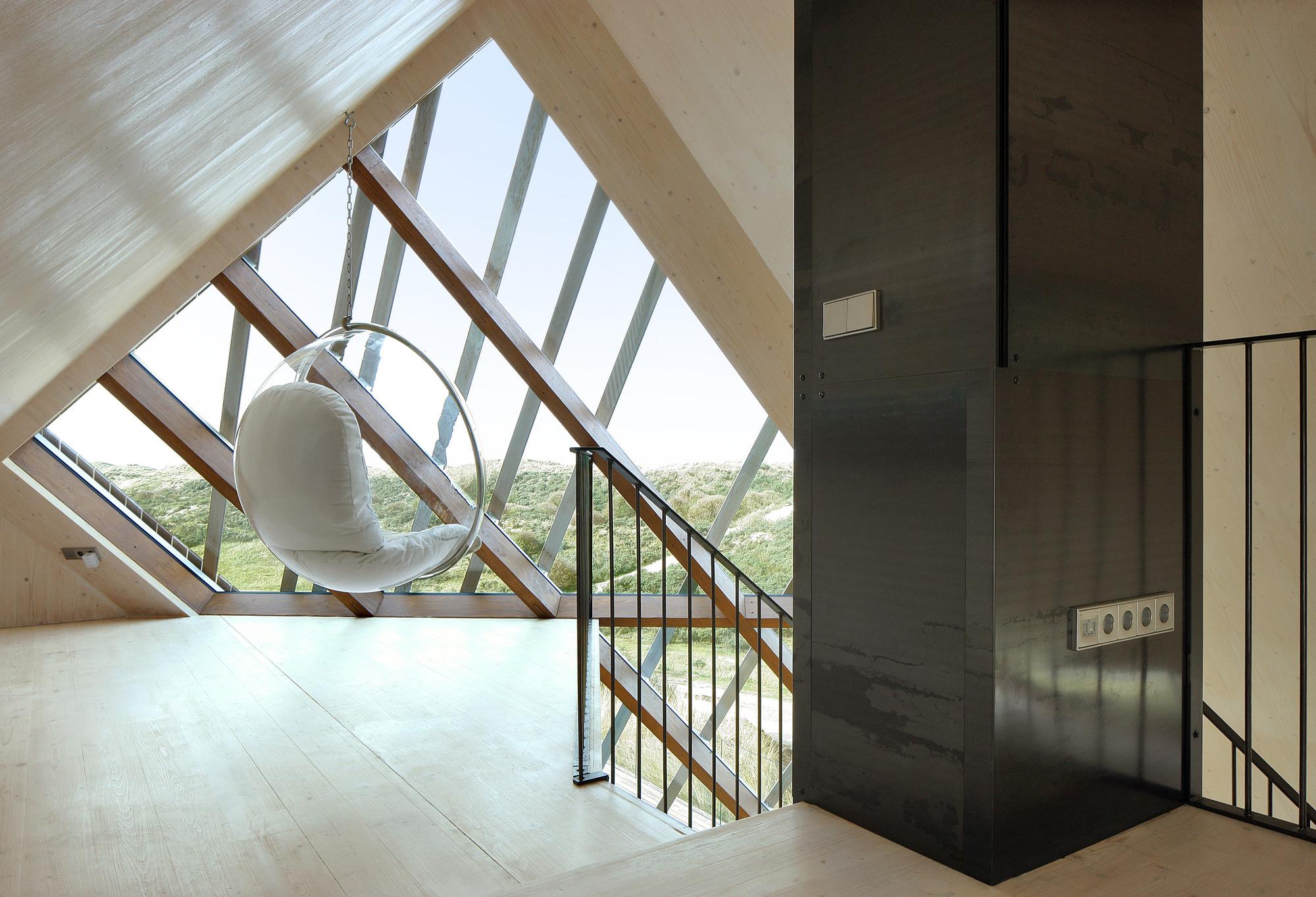 Dune House / Marc Koehler Architects (12)