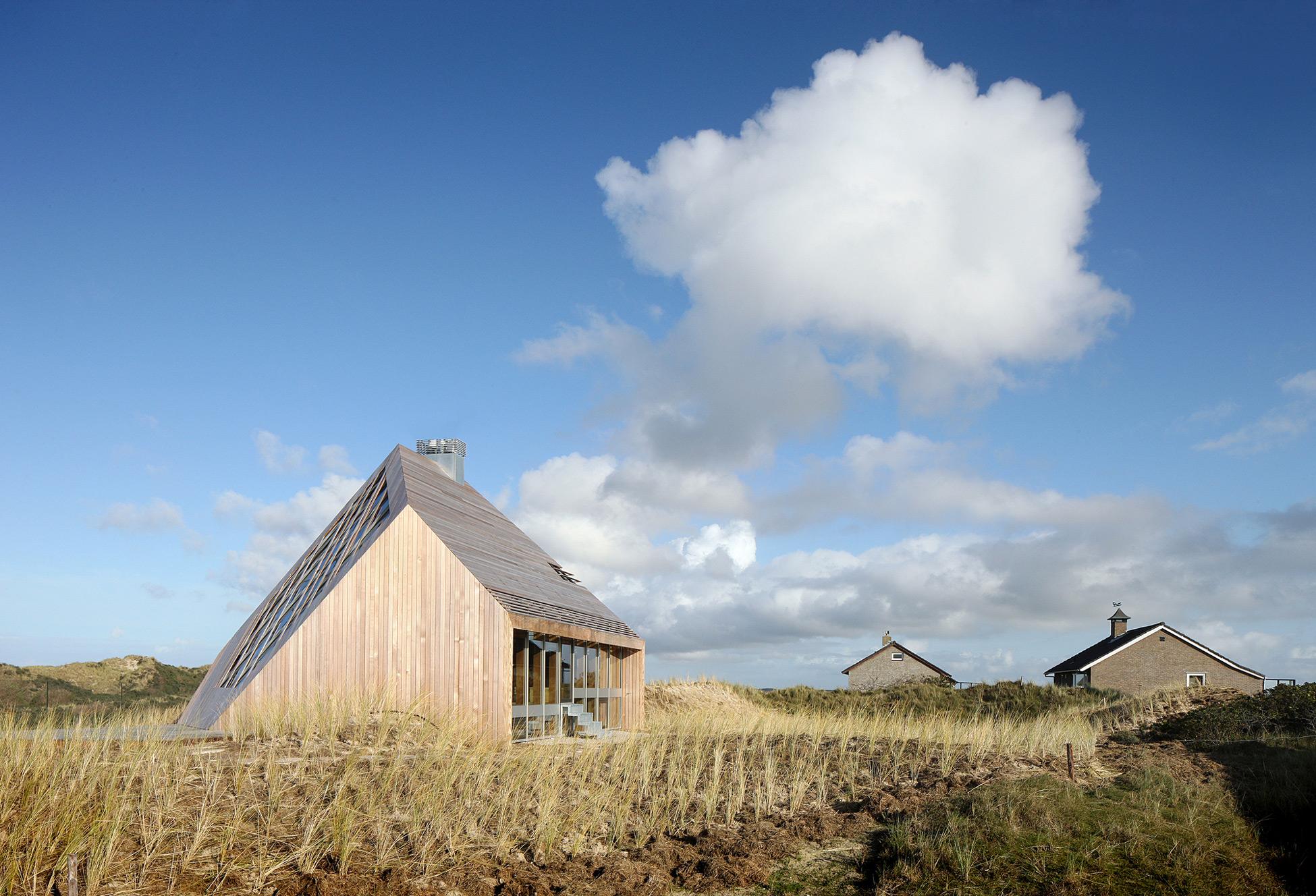 Dune House / Marc Koehler Architects (11)