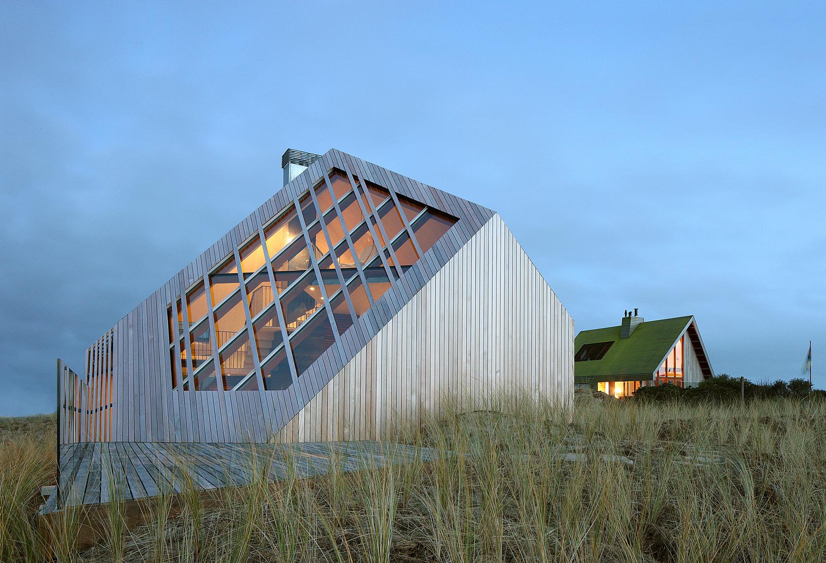 Dune House / Marc Koehler Architects (10)
