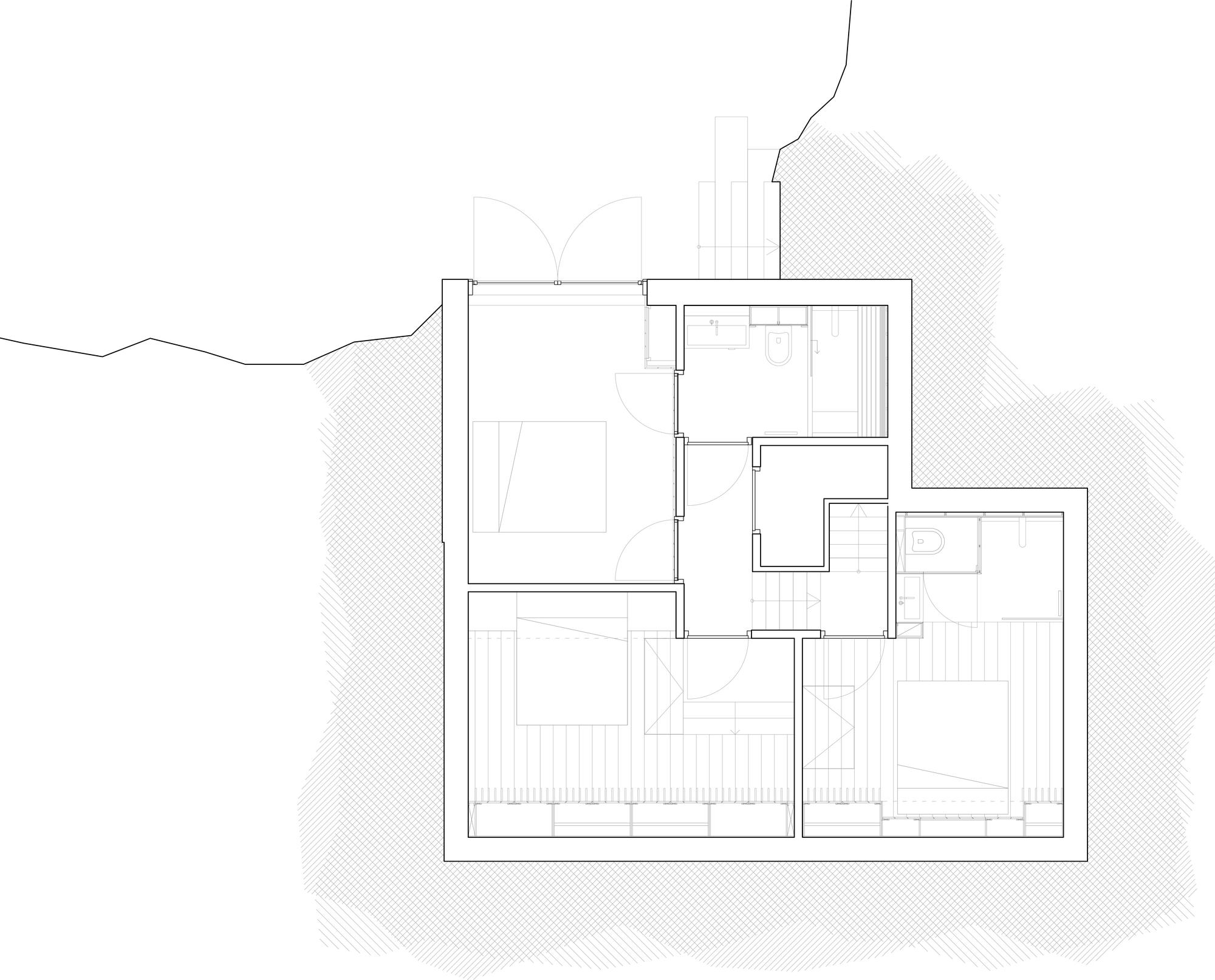 Dune House / Marc Koehler Architects (8)