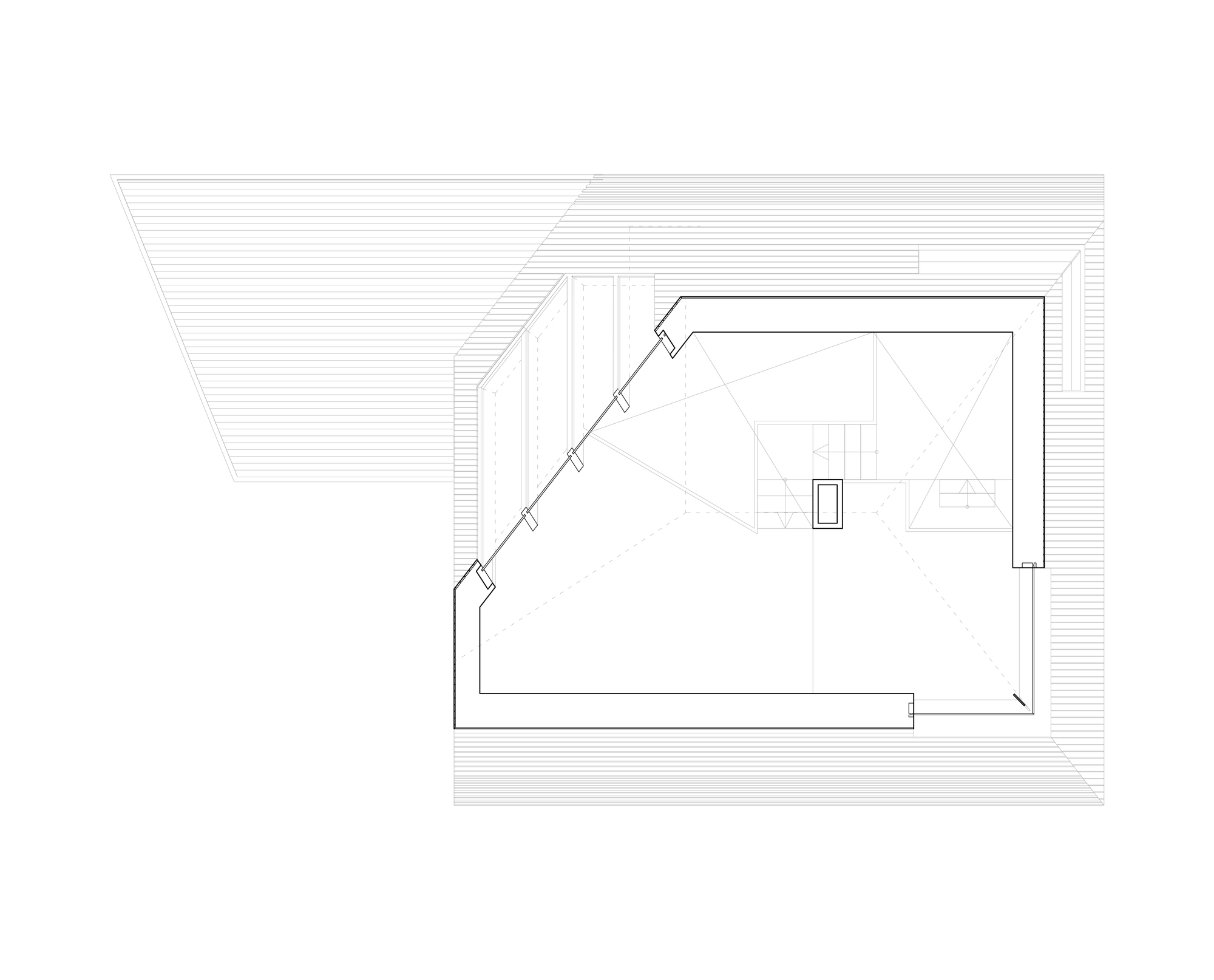 Dune House / Marc Koehler Architects (6)