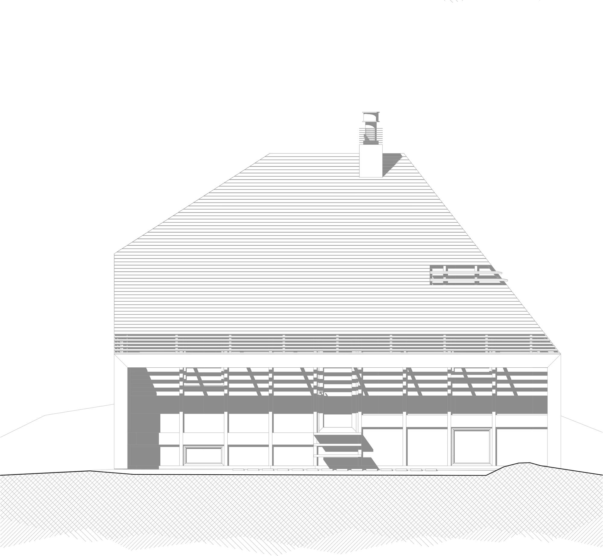 Dune House / Marc Koehler Architects (5)