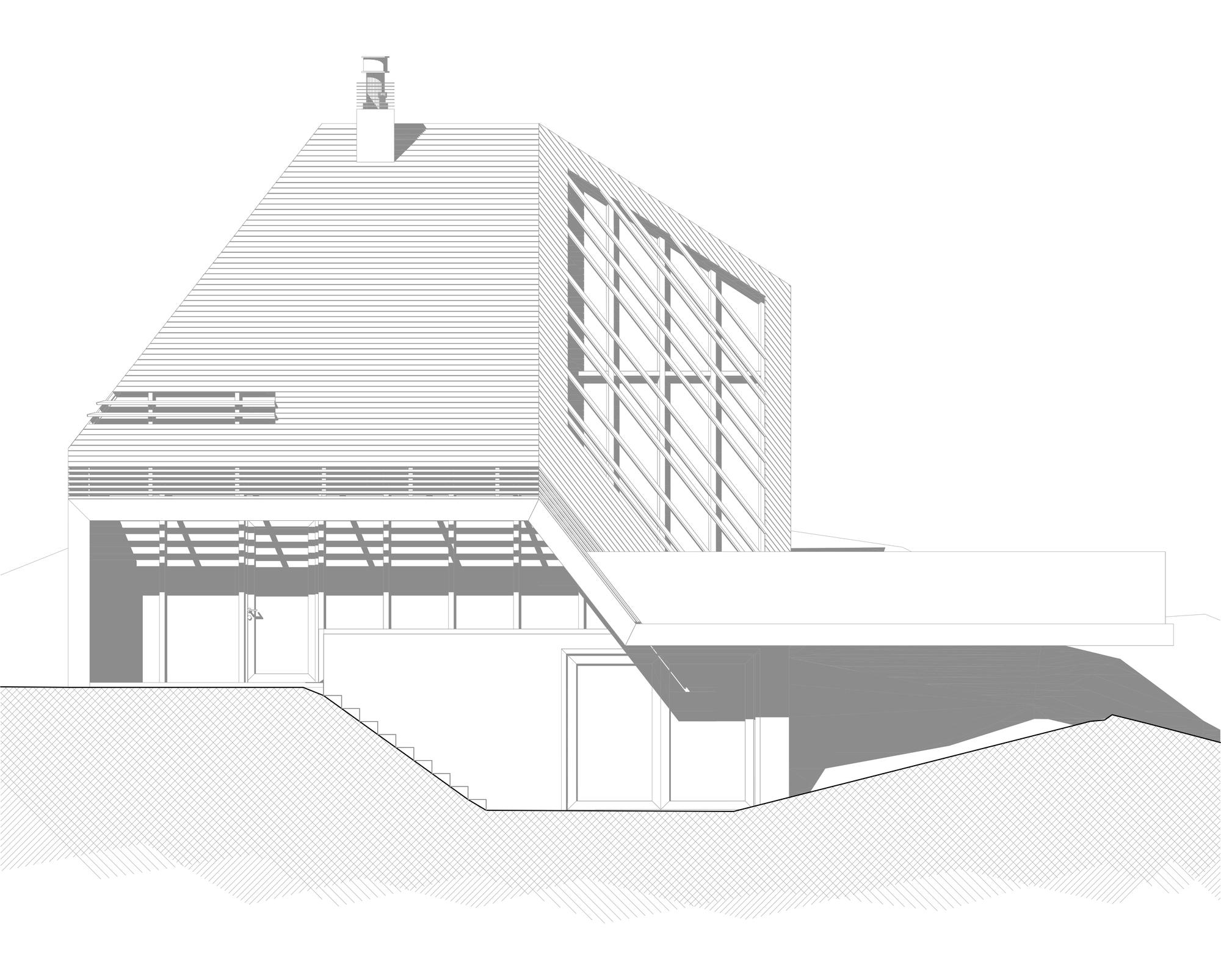 Dune House / Marc Koehler Architects (4)