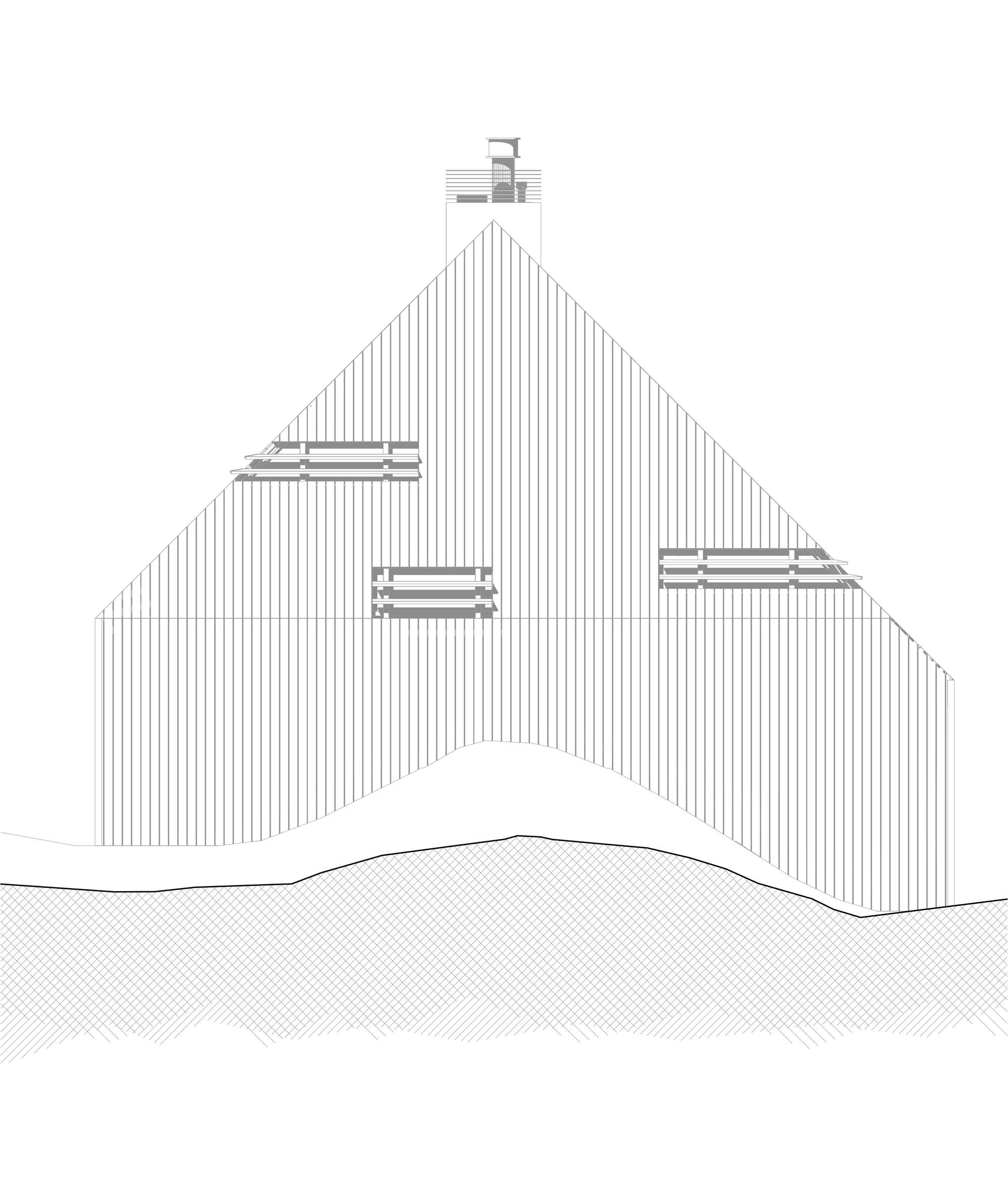 Dune House / Marc Koehler Architects (3)