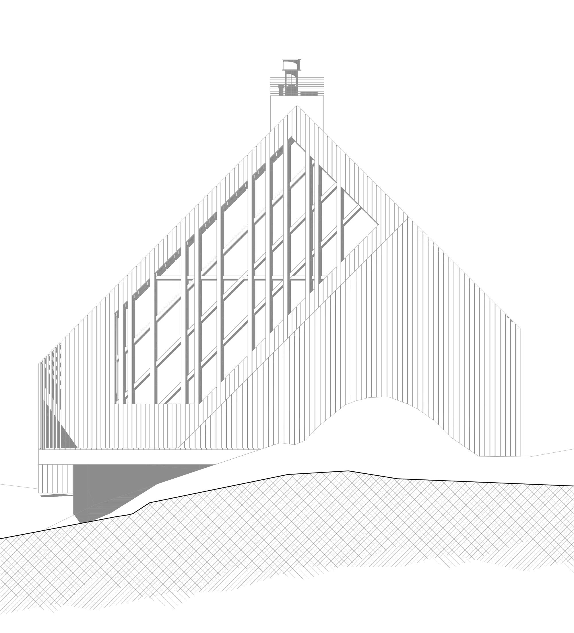 Dune House / Marc Koehler Architects (2)