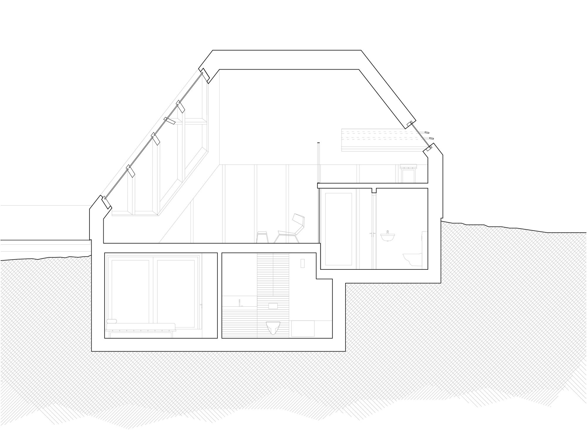 Dune House / Marc Koehler Architects (1)