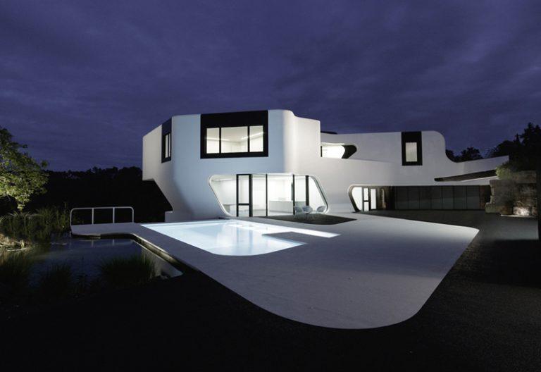 Dupli casa / Jürgen Mayer H.