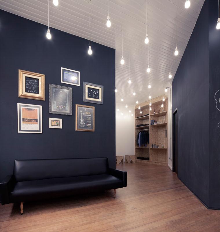 Eclética Centro De Música / 0E1