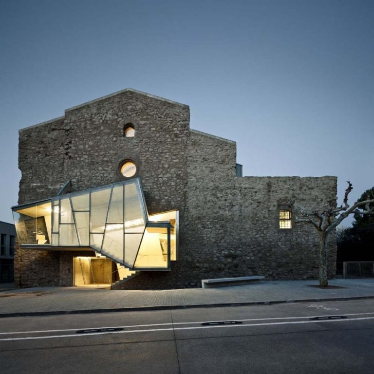 Eglise du Couvent Sant Francesc / David Closes Arquitecte