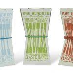 Elastic Band Packaging / Ric Bixter