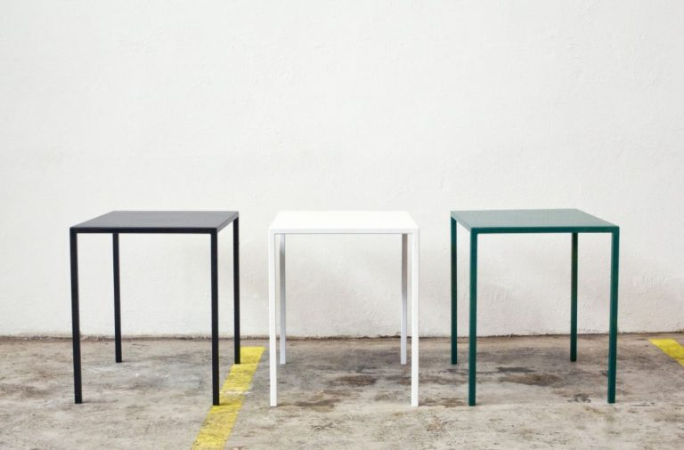 Enamel Tables / Daniel Enoksson