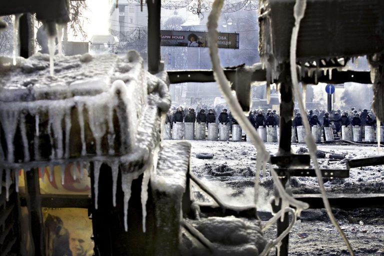 Ukraine Unrest / Espen Rasmussen
