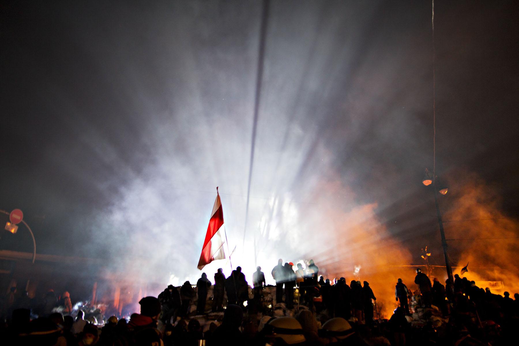 espen rasmussen ukraine unrest
