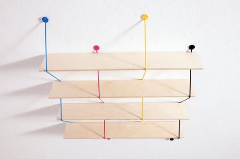 design d'objet, design mobilier, meuble, étagères