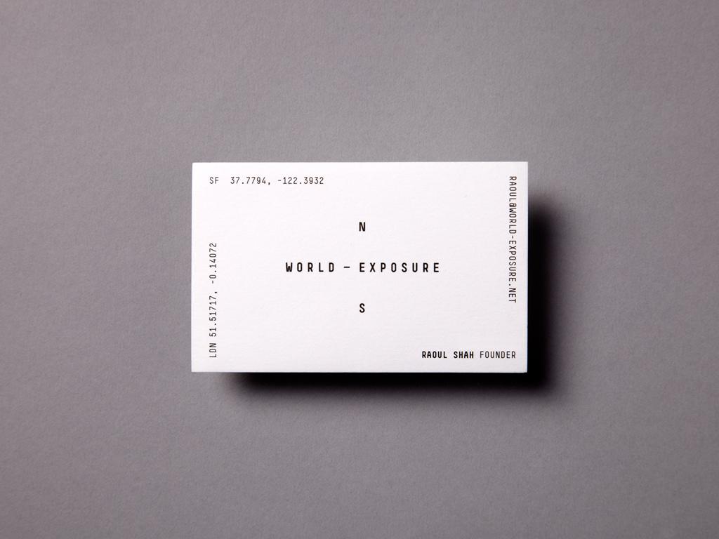 World Exposure / Steven Camp