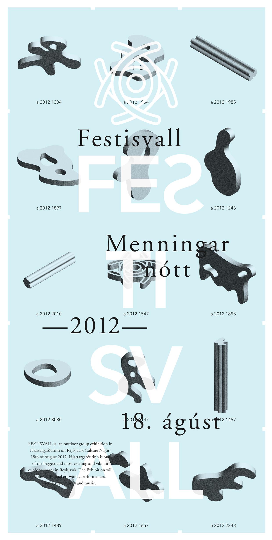 festival in Reykjavik / Geir Olafsson
