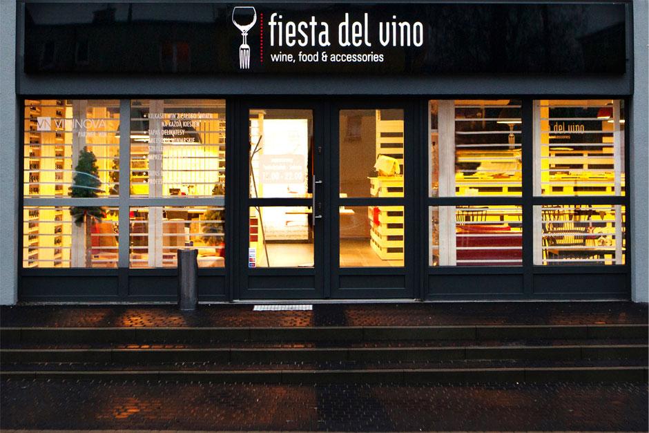 Fiesta Del Vino Wine Bar / Mode:lina