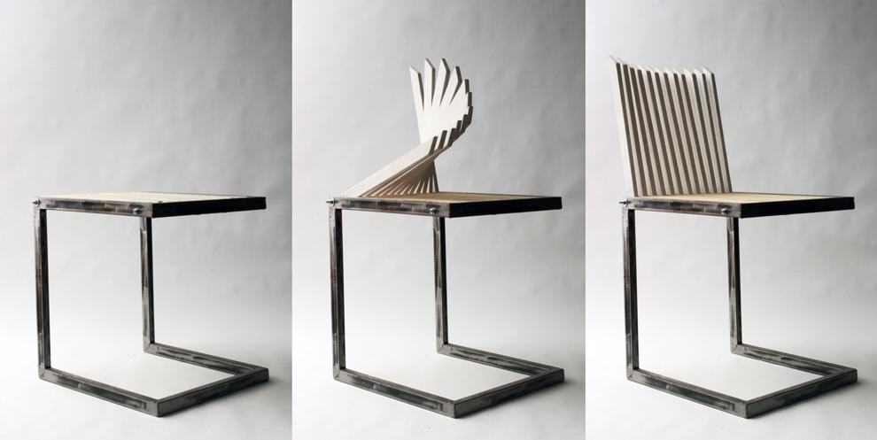 design d'objet, design artisanal, mobilier, meuble, chaise design