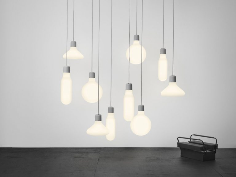 Form Pendants Lamps / Form Us With Love