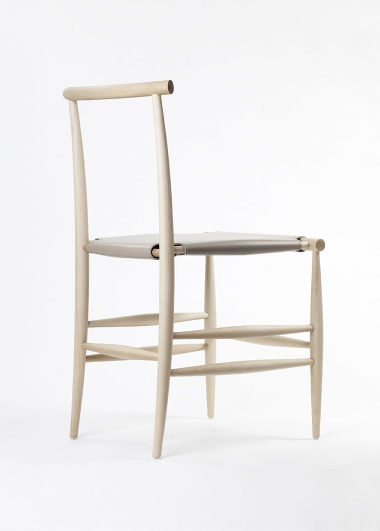 Pelleossa Chair / Francesco Faccin