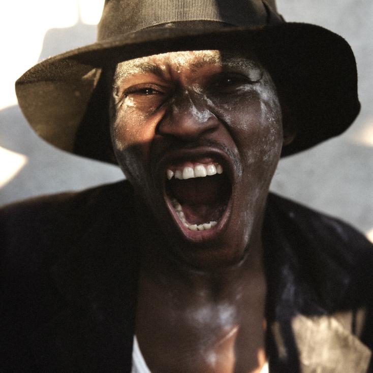 Haiti Portraits / Francesco Giusti