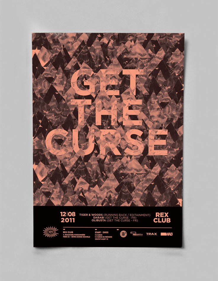 Get The Curse / Clementine Berry