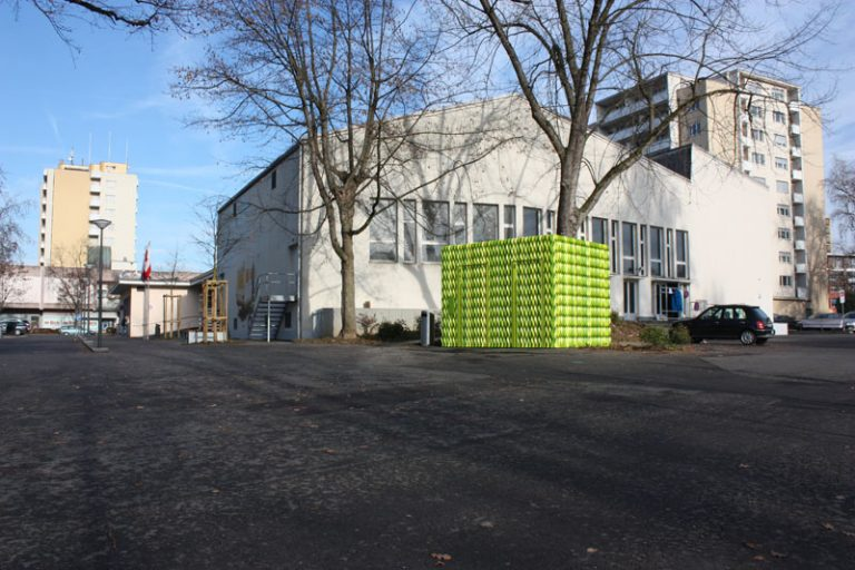 Toilettes publiques / Gramazio & Kohler