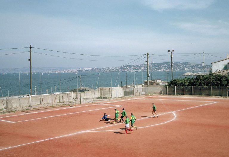 European Fields / Hans van der Meer