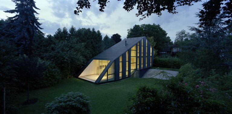 Haus W / Pott Architects