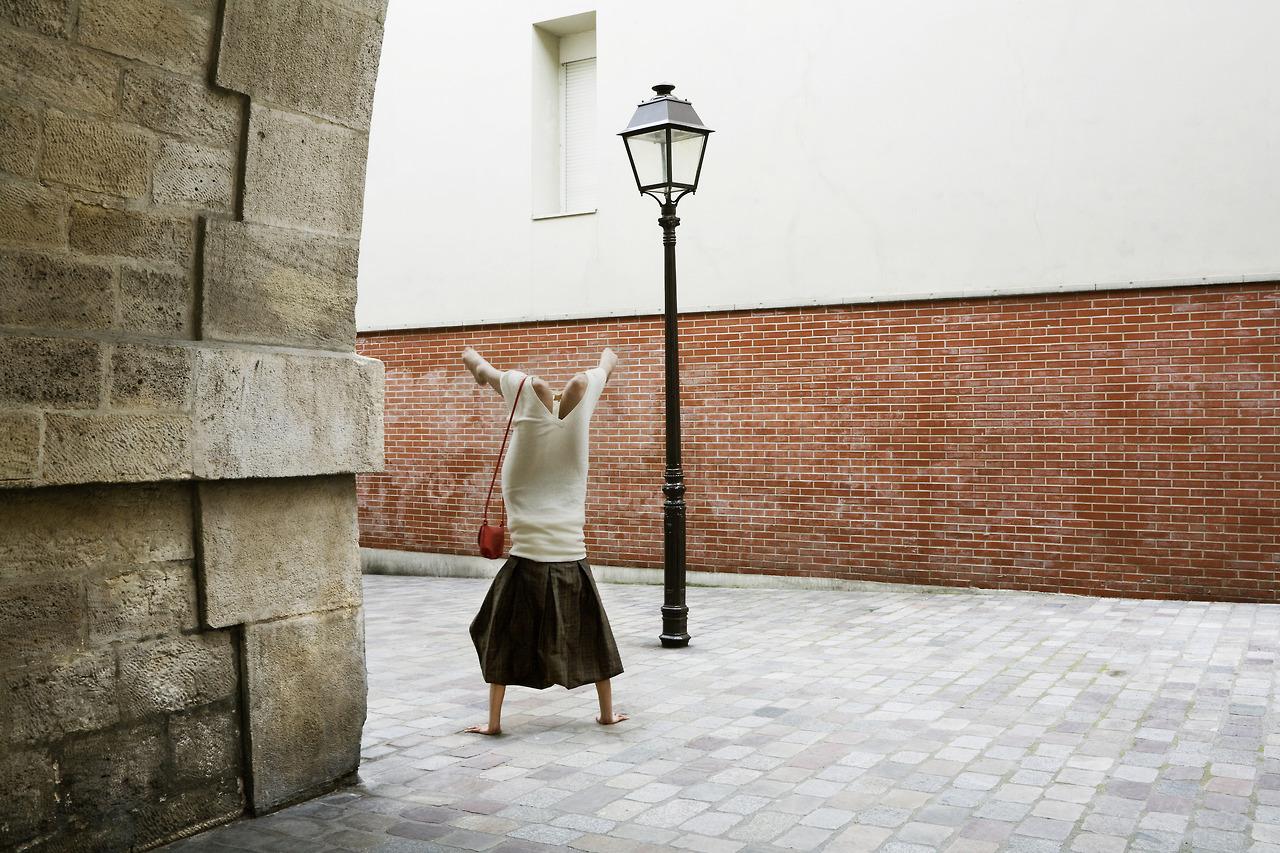 Head Walk / Patrice Letarnec