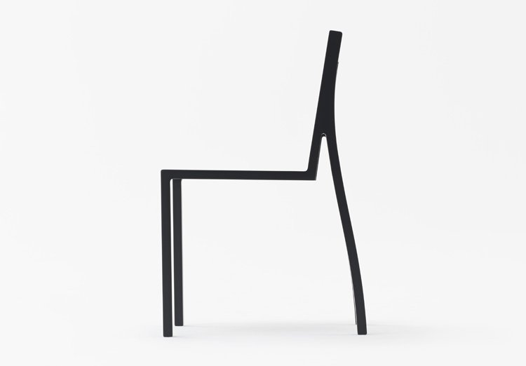 Heel Chair / Nendo