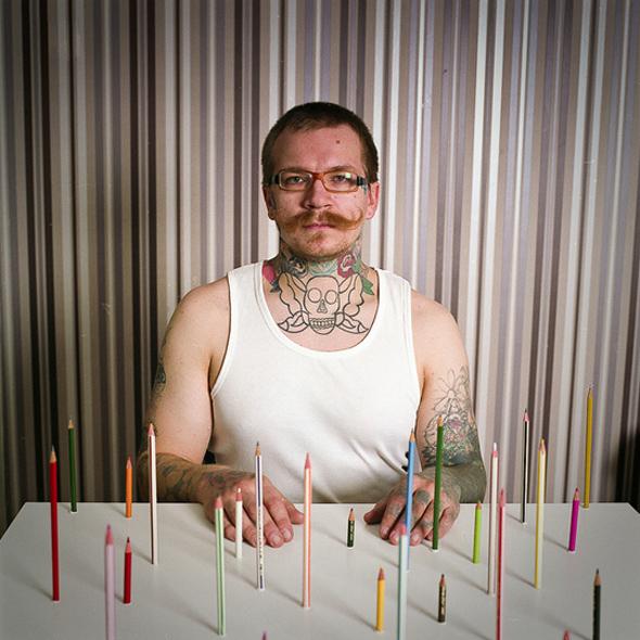 Still Life Portrait / Heikki Leis