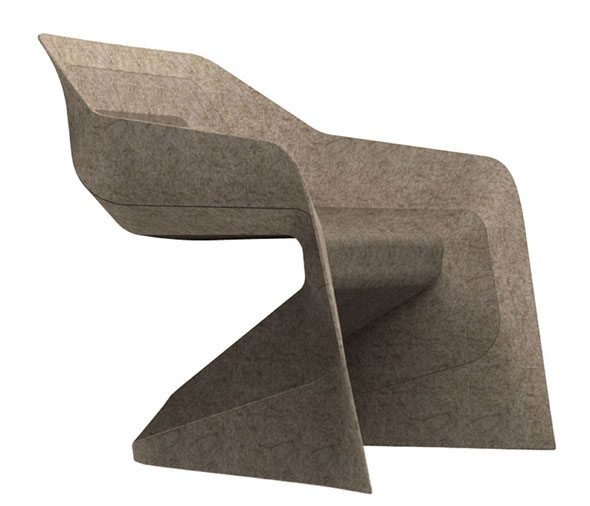 Hemp Chair / Werner Aisslinger