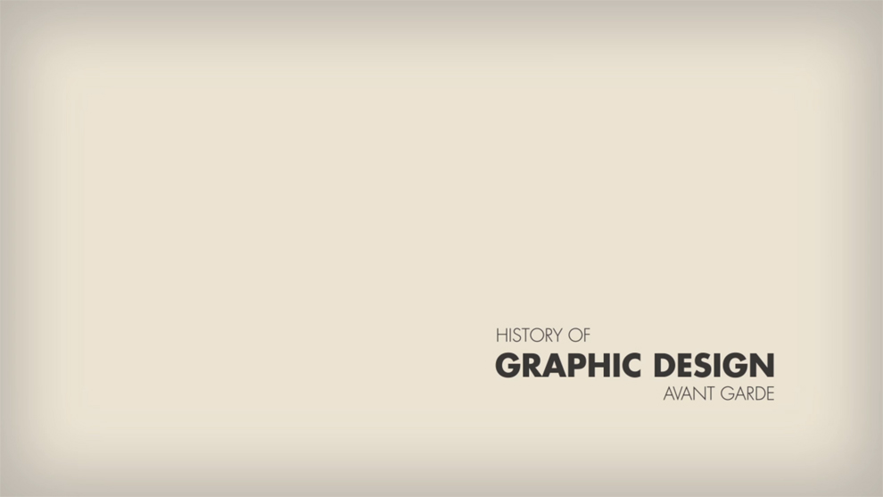 motion design, design graphique