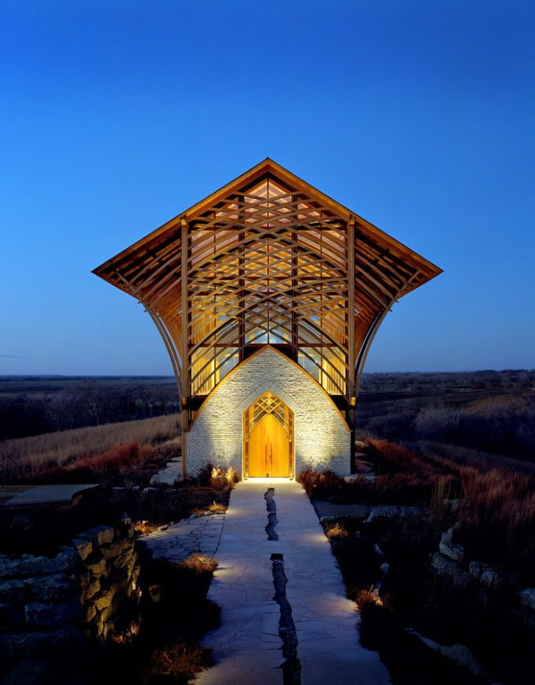 Holy Family Shrine / BCDM Architects