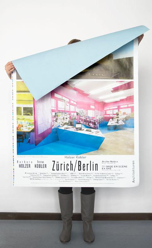 Holzer Kobler Architekturen / Studio Laucke Siebein