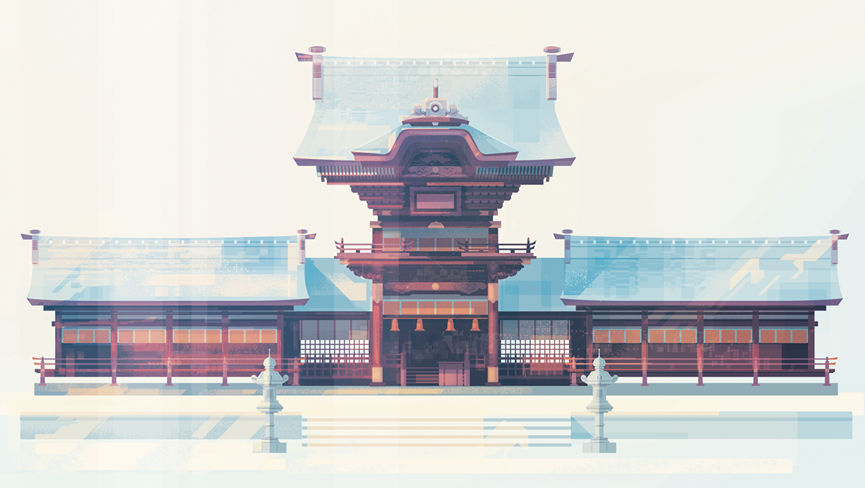 Illustration / James Gilleard (19)