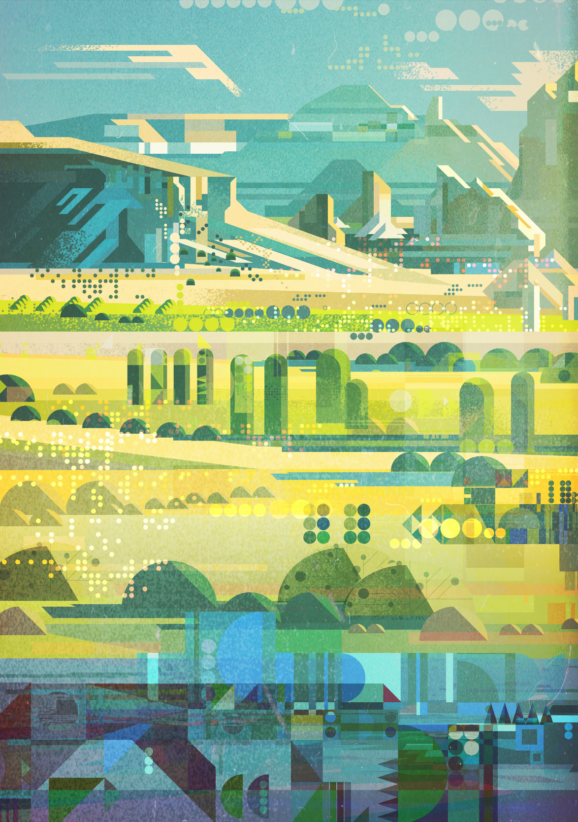 Illustration / James Gilleard (2)