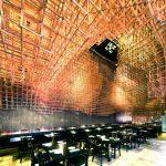 Innuendo Restaurant Ceiling Installation / Bluarch