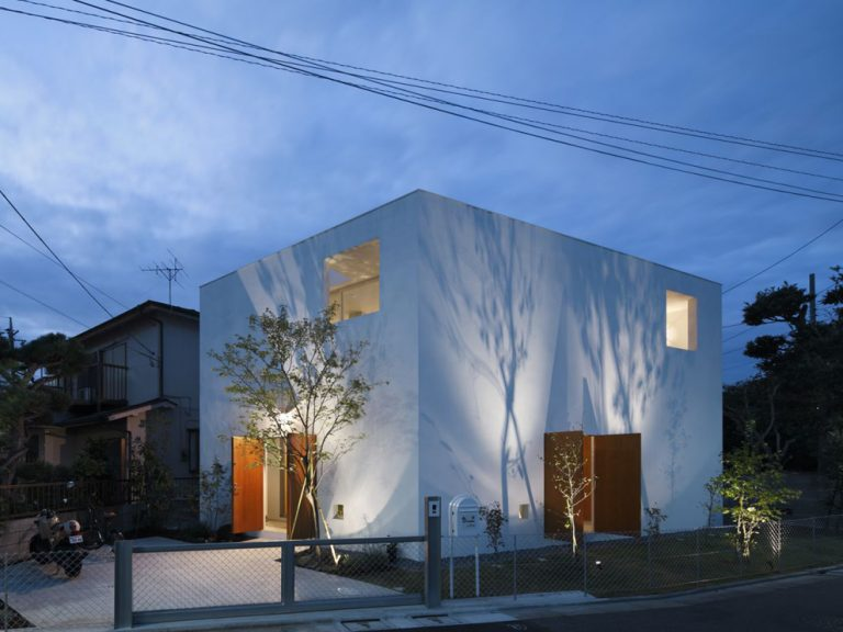 Inside Out House / Takeshi Hosaka