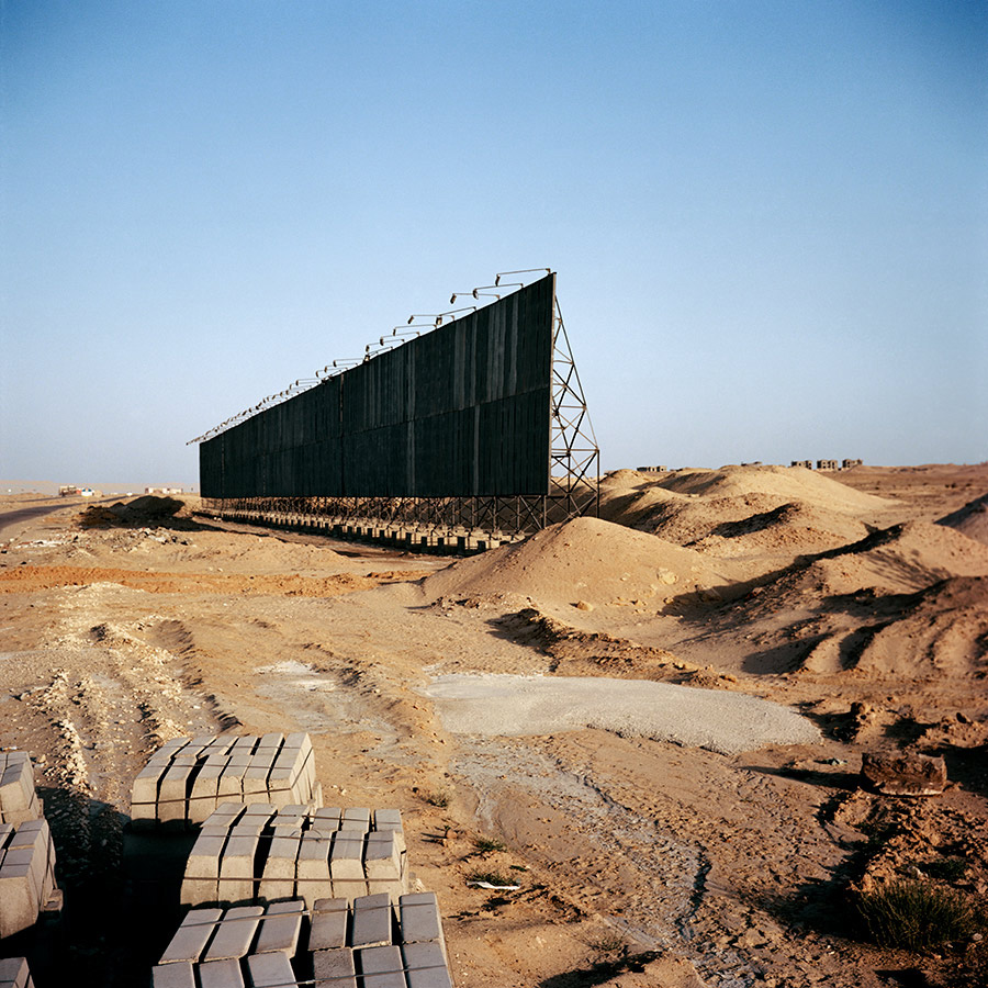 photographie jason larkin cairo divided