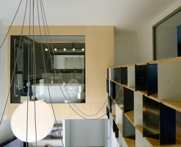 Loft à Montfermeil / Joseph Grappin