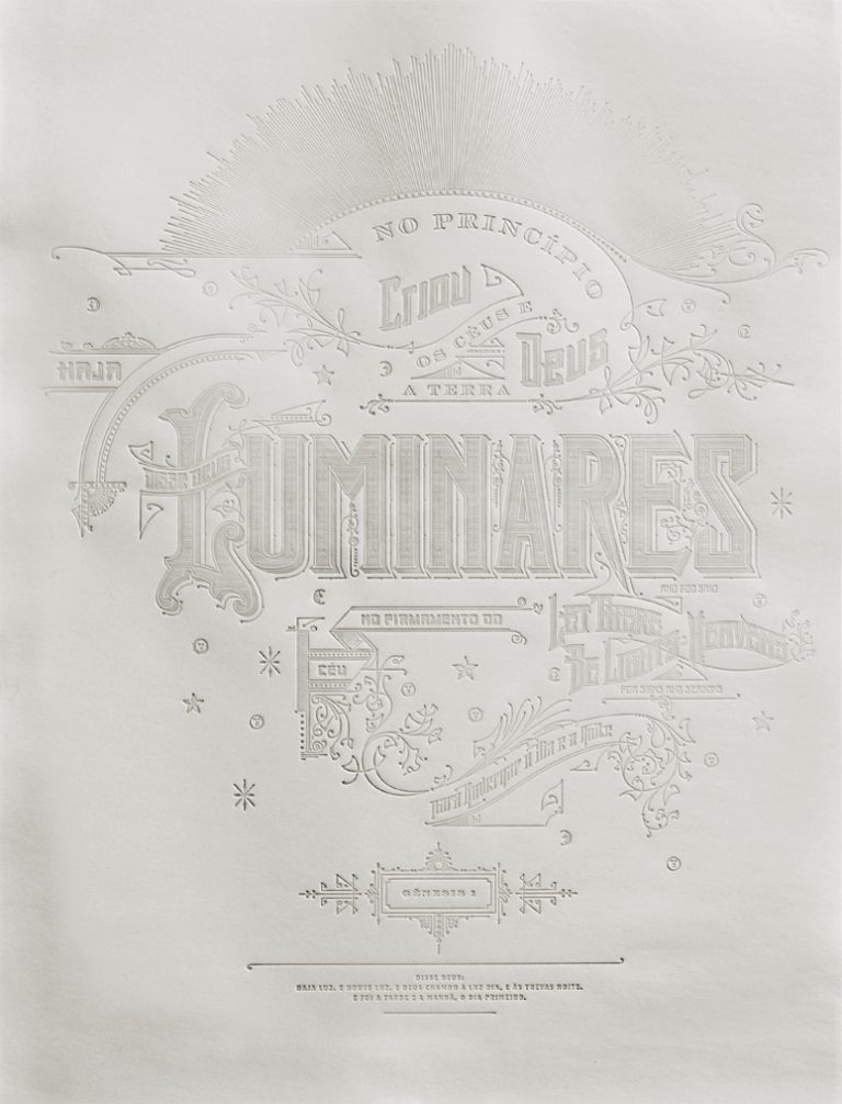 Luminaires Poster / Kevin Cantrell
